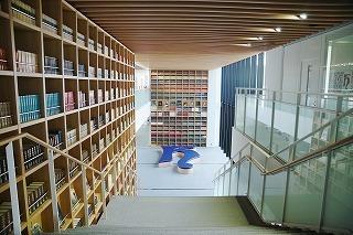 ブックウォールと大階段 (2).jpg